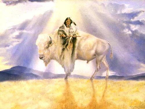 White Buffalo (Calf) Prophecy