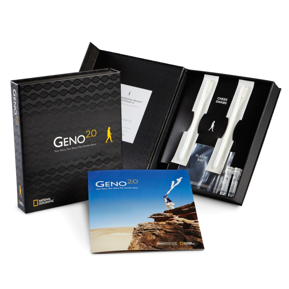 National Geographic - Geno 2.0 Announcement – The Human Story (4/6)