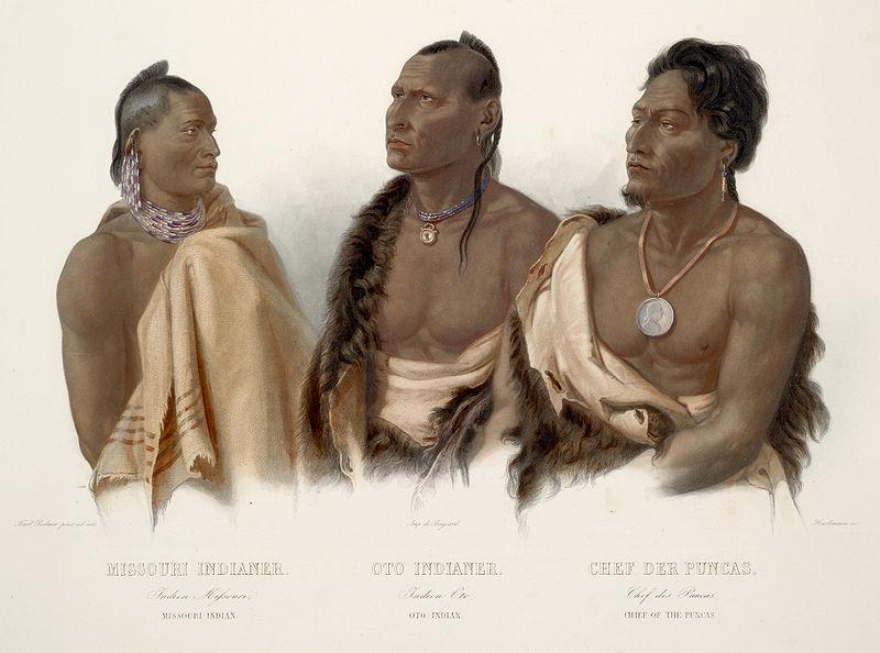 Oto Indians (1/4)