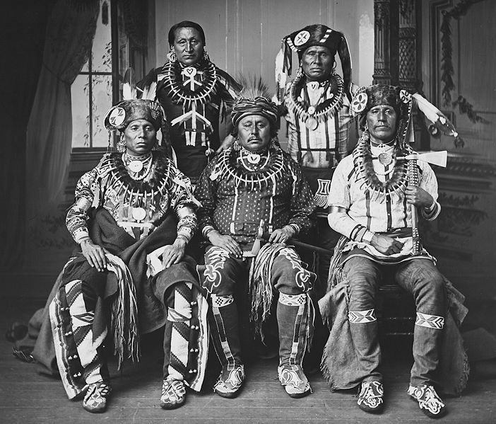 Oto Indians (3/4)