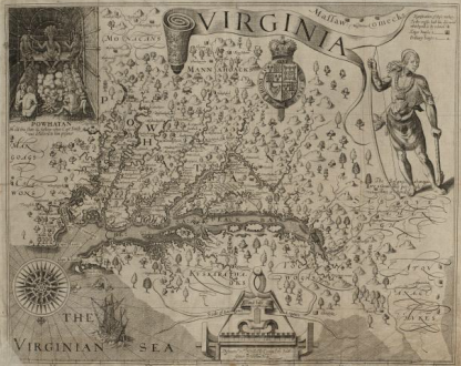 Jamestown map 1