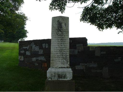Shekomeko monument