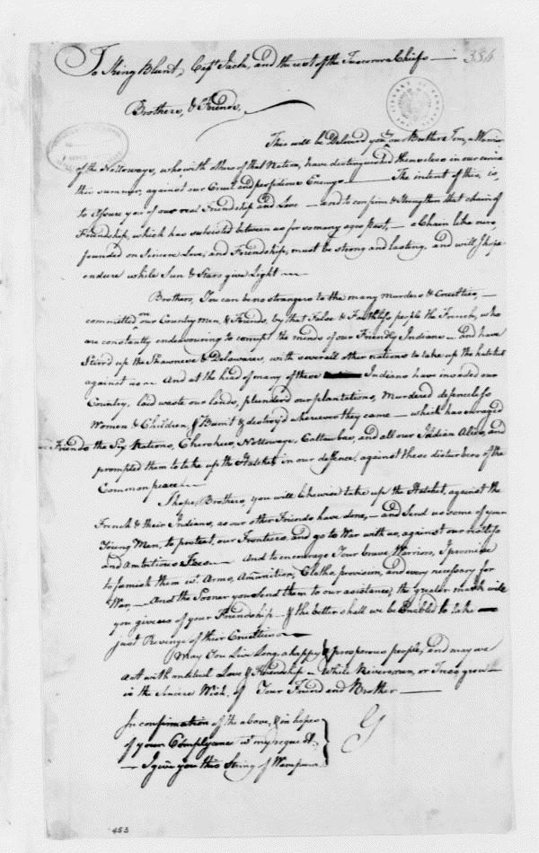 Tusc letter