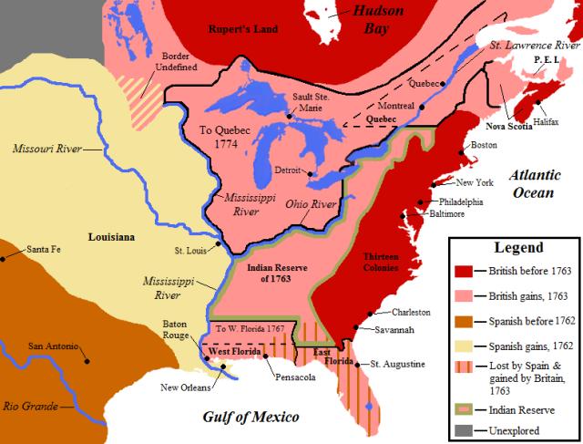 1763 map