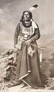 Standing Bear, Ponca, 1877