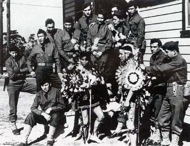 Comanche codetalkers