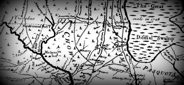 Mosely 1733 Meherrin