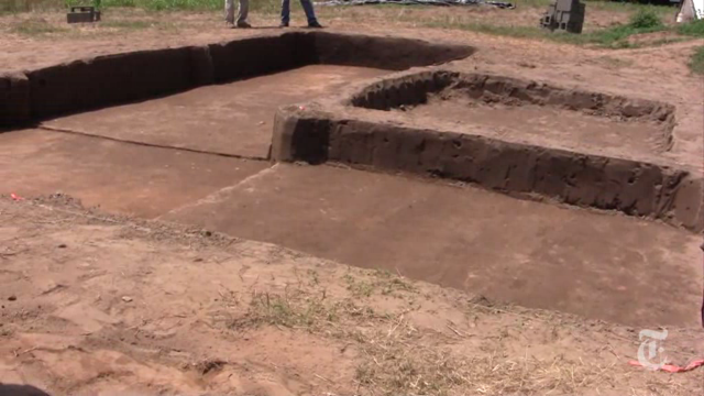 joara fort excavation