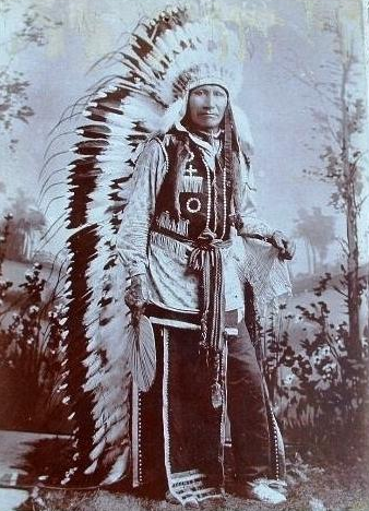 chief american horse sioux native heritage project