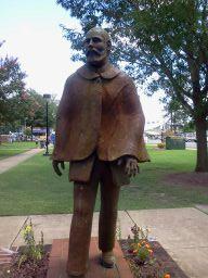 Hamilton mcmillan statue
