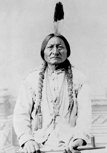 Sitting Bull 1885
