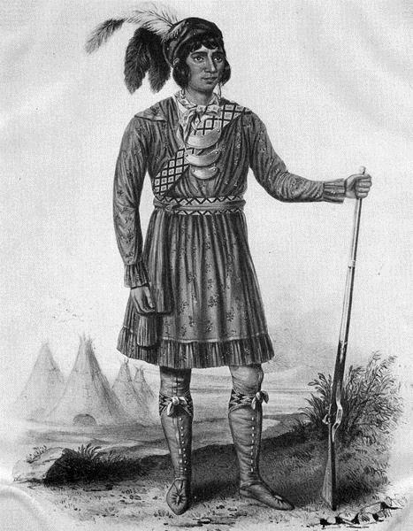 osceola the great creek war chief Osceola is believed to have been born in talisi near the euphabee creek, to a mixed-race creek mother and an english father he was among those creek who migrated to florida after the creek war and joined the seminole indians.