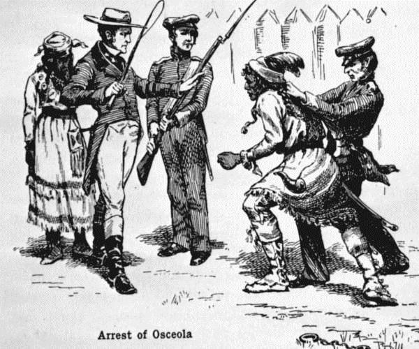 Osceola arrest