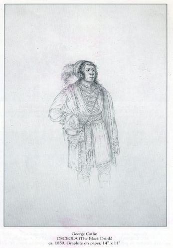 Osceola Catlin graphite
