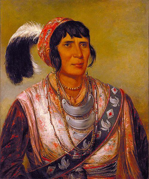 Osceola George Catlin