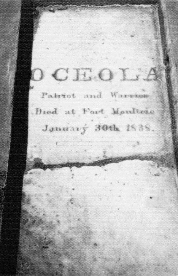 osceola the great creek war chief Osceola was named billy powell at birth in 1804 in the creek village of talisi,   george catlin and other prominent painters met the war chief and  i was  informed that chief osceola is our great, great, great grandfather.