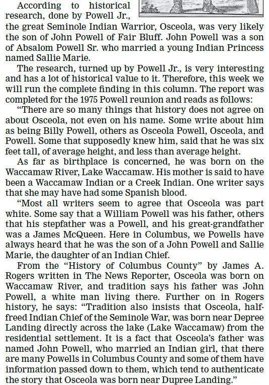 Osceola Powell 2