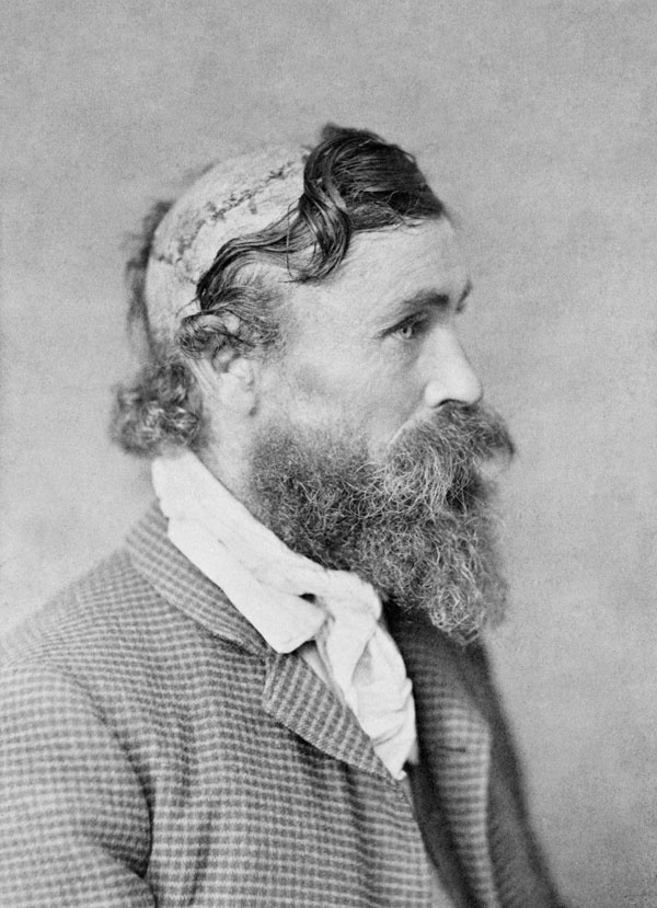 Robert McGee scalped