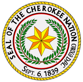 Cherokee nation seal