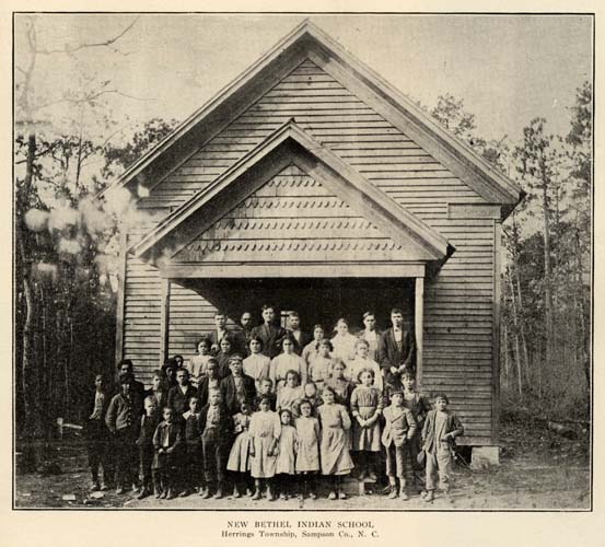 New Bethel Indian School