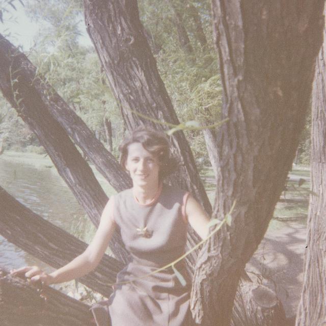 Suzanne oak 1963