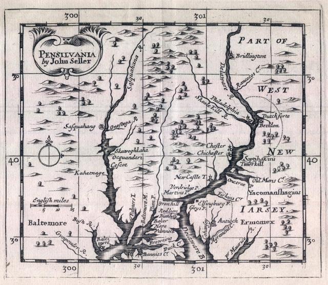 Susquehanna Seller Map