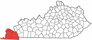 Jackson purchase map