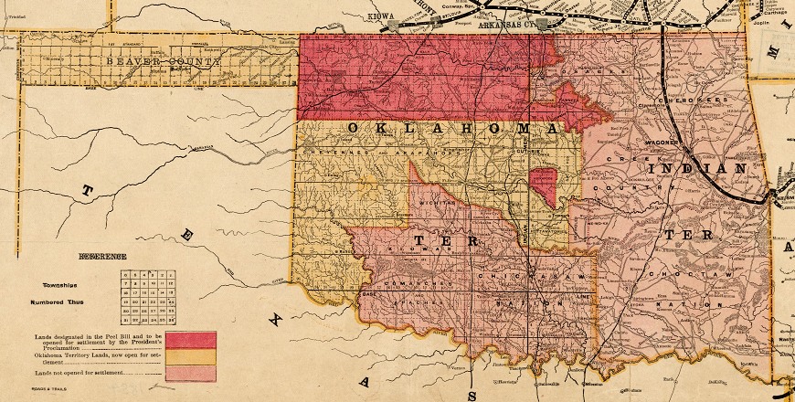 Cherokee-White Intermarriages in Indian Territory